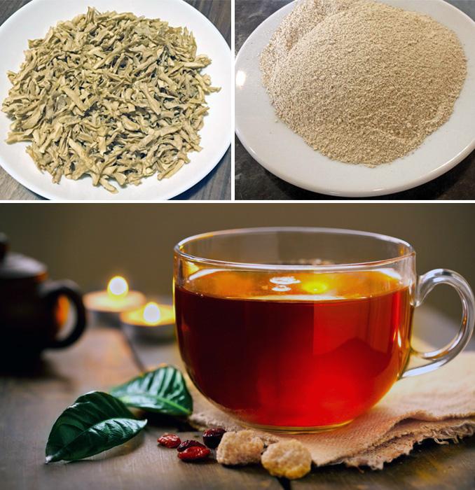 добавить в чай